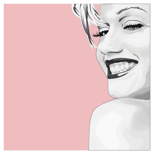Gwen Stefani Von Verb