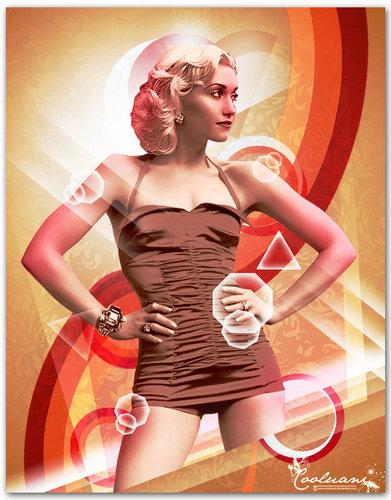 Gwen Stefani sejak cooluani d32mptu
