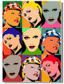 Gwen Stefani pop art