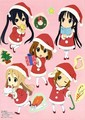 HTT -chibi merry xmas- - ho-kago-tea-time photo