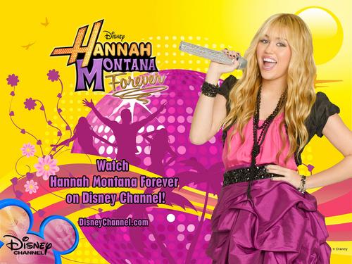 Hannah Montana Forever Exclusive डिज़्नी वॉलपेपर created द्वारा dj!!!