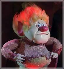 Classic Christmas Cartoons images Heat Miser wallpaper and ...