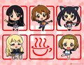 Ho-Kago Tea Time -chibi-