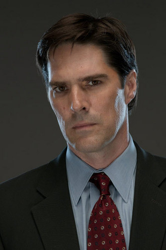 SSA Aaron Hotchner wallpaper with a business suit, a suit, and a three piece suit called Hotch prom pic