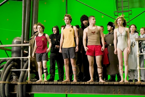 Harry potter GoF cast :))