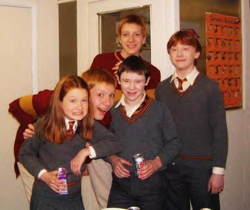 James, Oliver, Bonnie, Rupert & Devon :))