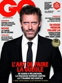 Hugh Laurie on the Cover of the January 2011 GQ magazine (FRANCE) - house-md photo