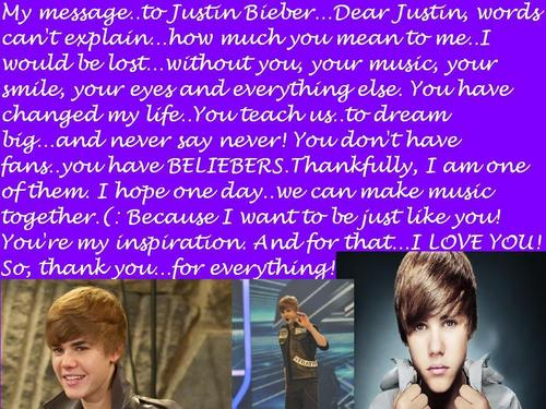 I made this for Justin !(:
