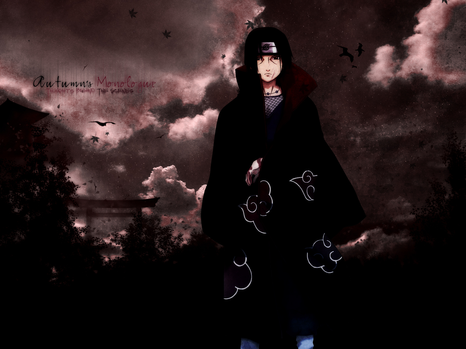 Itachi Wallpaper - Naruto Wallpaper (17661763) - Fanpop