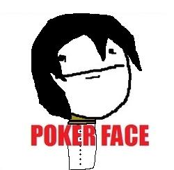 日本 Poker Face