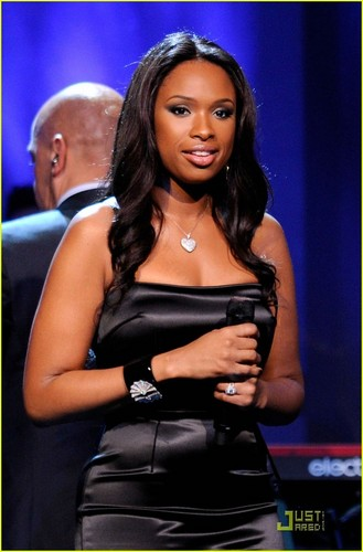 Jennifer Hudson: Ambassador For Humanity