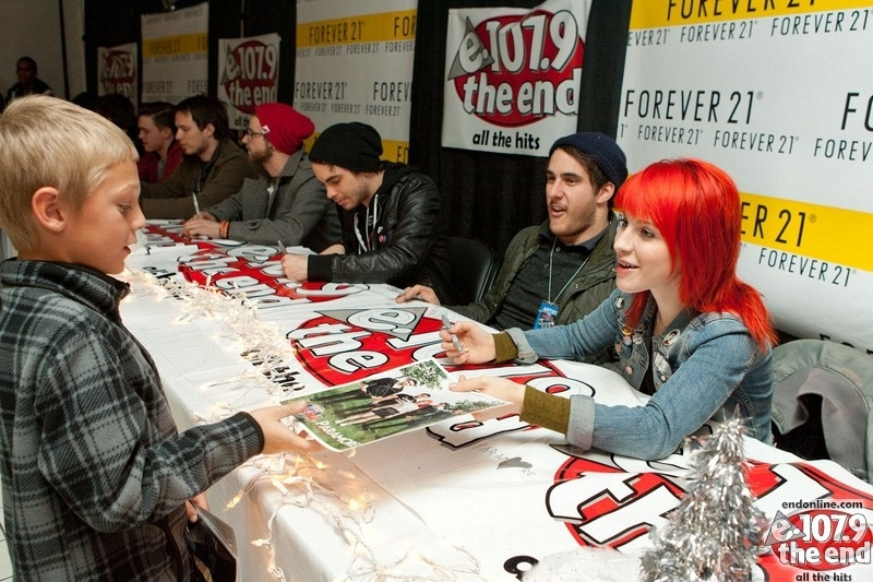 paramore meet and greet 2014 price