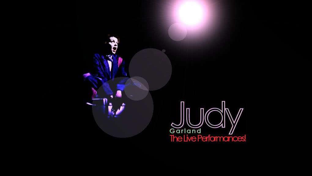 Judy Garland kertas dinding
