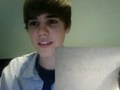 Justin Bieber 'I l'amour toi Selena'
