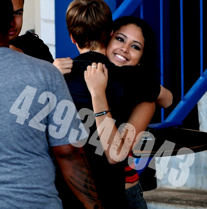 jasmine villegas and justin bieber. Justin Bieber and Jasmine