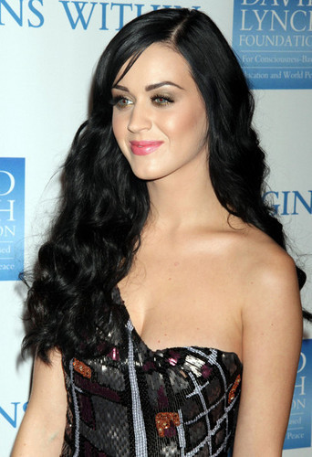 Katy Perry @ the David Lynch Foundation's Change Begins Within Benefit