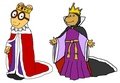King Arthur and Queen Francine