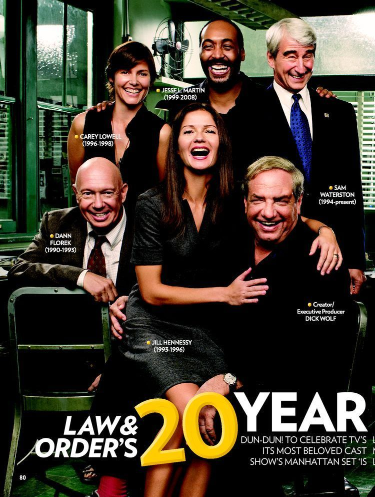 Lo Cast Images Law Order Photo 17688446 Fanpop