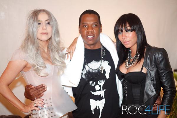 Lady Gaga Amp Jay Z Lady Gaga Photo 17651159 Fanpop