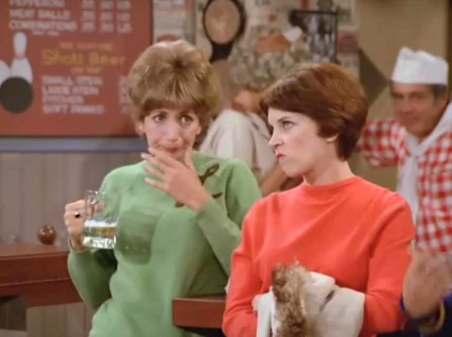Lavergne And Shirley. Laverne & Shirley