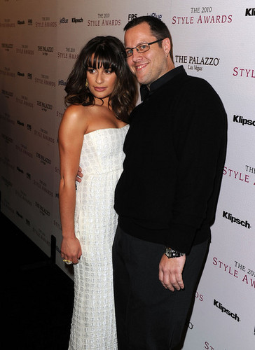 Lea @ the 2010 Hollywood Style Awards