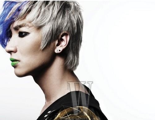 Leeteuk For W korea
