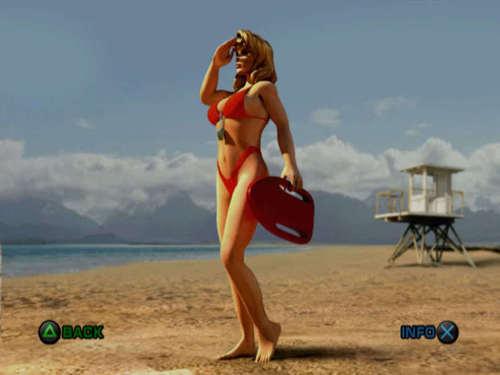 Lifeguard Sonya
