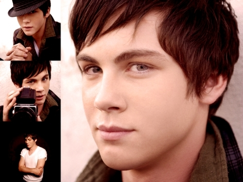 Logan Lerman - Picture