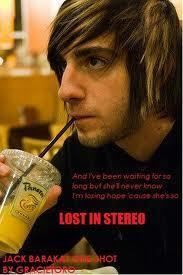 Lost In Stereo With Jack Barakat