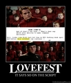 Lovefest - spirk fan art