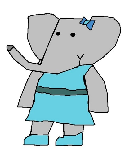 Babar the Elephant images Lulu - Badou's Cousin HD wallpaper and background photos