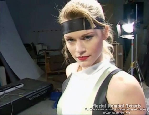 Sonya Blade MK 3 Shoot With Kerri HoskinsSonya Blade Mk1