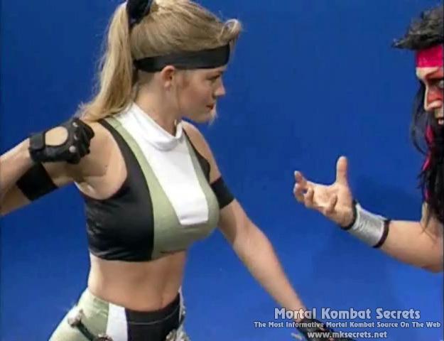 MK 3 Shoot With Kerri Hoskins