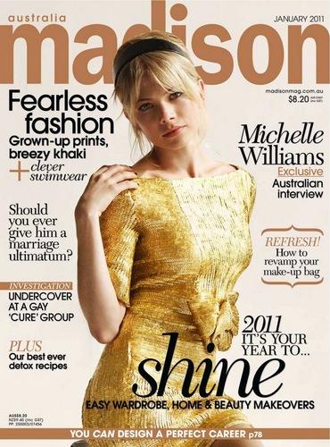 Madison Magazine January 2011