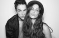 Michael Trevino and Jessica Lowndes