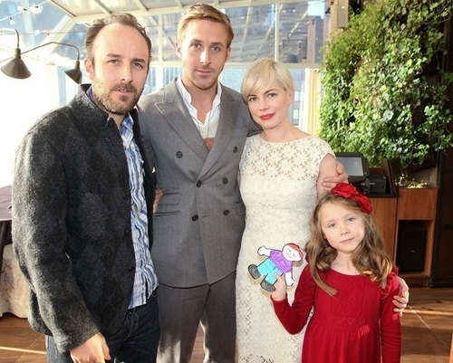"Michelle Williams - The Weinstein Company Hosts Luncheon to Celebrate ""Blue Valentine"""