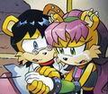 Mina and Ash