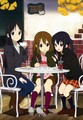 Mio,Yui & Azunyan - ho-kago-tea-time photo