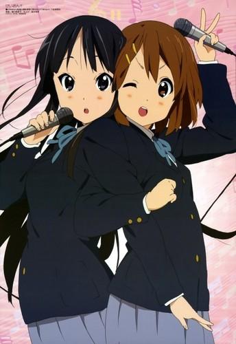 Mio & Yui