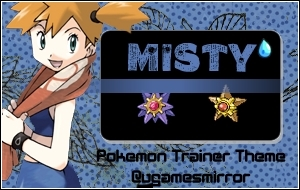 Misty Trainer Card