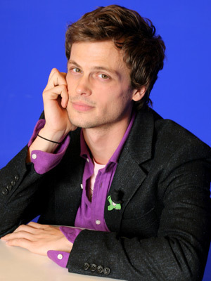 Matthew Gray Gubler wallpaper containing a business suit entitled More Japan pics