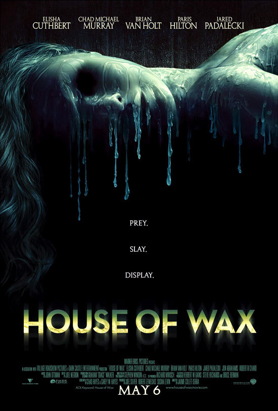 Movie - Jared - House Of Wax