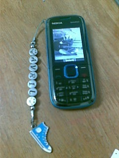 My Avril Phone Chain :P