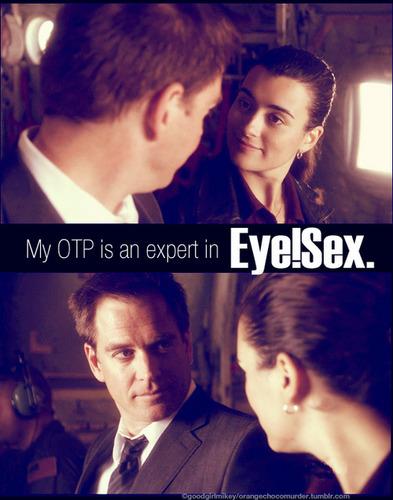 My OTP is an expert in Eye!Sex.