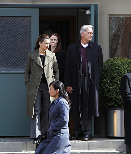 NCIS - Episode 8.10 - False Witness - Promotional foto's