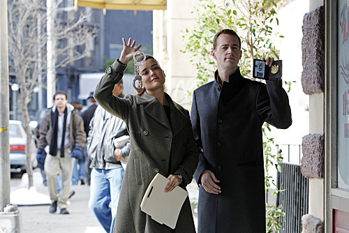 NCIS - Episode 8.10 - False Witness - Promotional các bức ảnh