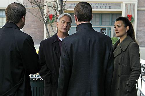 NCIS - Episode 8.10 - False Witness - Promotional foto-foto