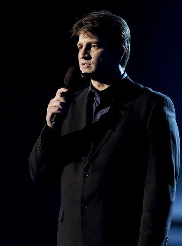 Nathan Fillion 바탕화면 with a business suit and a suit entitled Nathan Fillion <3