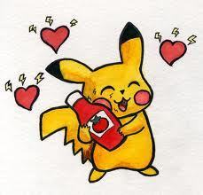 pikachu LOVE'S LOVE'S KETCHUP