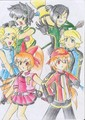PPGZ Fan Art - powerpuff-girls-z fan art